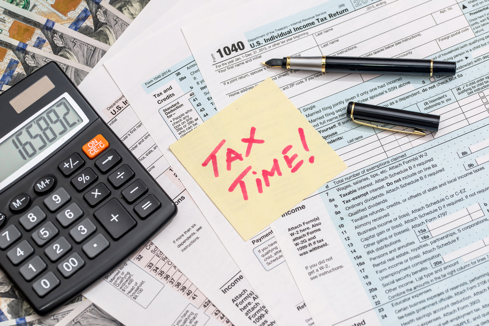 Records Management Tips for Tax Season and Beyond